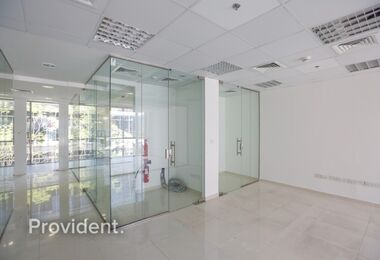 Fitted Office | Glass Partitioned | Office Park