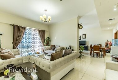 High End & Fully Furnished | Study Room | SZR View