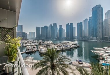 Fully Furnished with Spectacular View of Marina