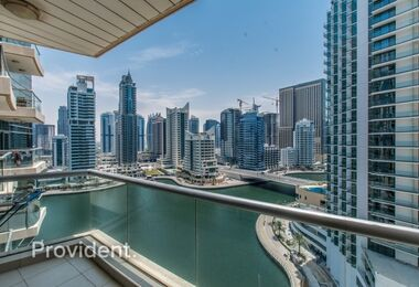 Full Marina View   Mid Floor   Fully Furnished