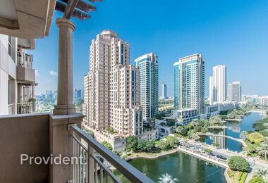 High Floor with Full Canal View | Chiller Free