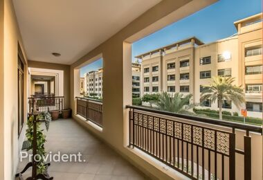 Close to Green Souk | Spacious & Bright 2BR
