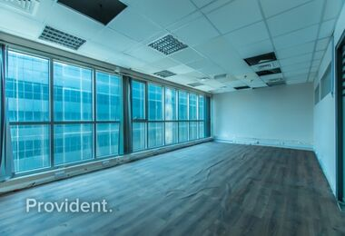 Huge Size Fitted | Unfurnished | Vacant