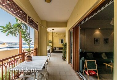 Price Drop! | Sea View | Extended Terrace | Vacant