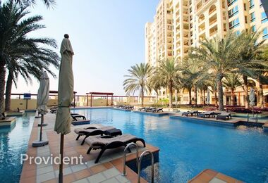 Sea View | High Floor | 4 Chqs | Well Maintained