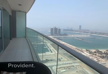 Fendi Hot Property | Sea and Palm Jumeirah View