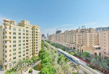 Spacious 2BR + Maid | Unfurnished | Golden Mile