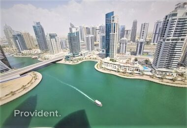 Magnificent View of Marina | Free Chiller