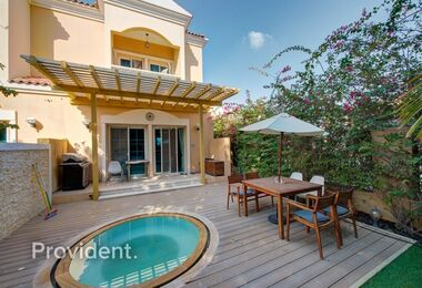 Exclusive | Corner Unit | Furnished with Jacuzzi