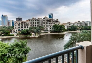 Spacious | Vacant Mid Floor | Canal View