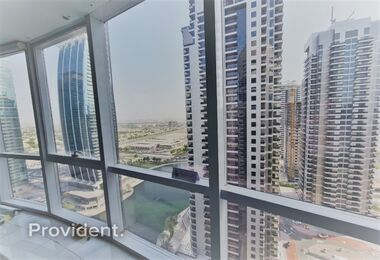 Fully Fitted – Semi Furnished – Next to JLT Metro