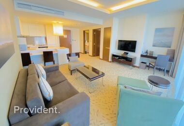 Vacant, Luxuriously Furnished, Big Size