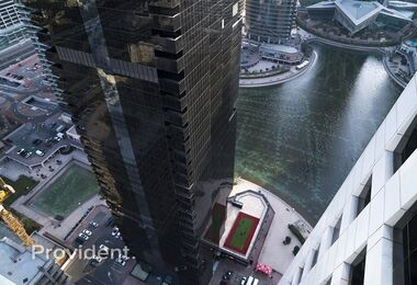 Exclusive! Fully Furnished, Near JLT Metro