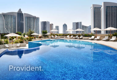 Payable in 12 Cheques | 5 Star Hotel Apartment