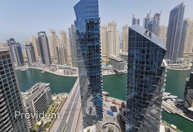 High Floor with Marina View | Chiller Free