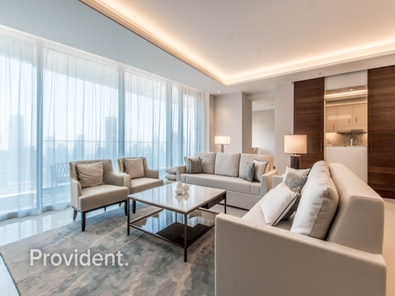 Penthouse for Rent in Downtown Dubai