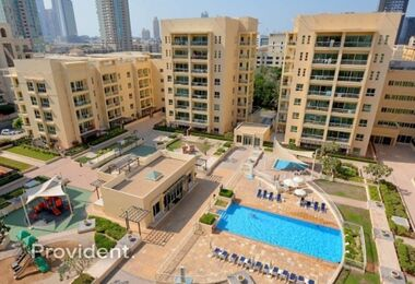 Biggest 2 BR+Study | 05 Series with Pool View