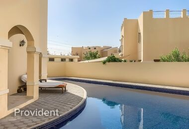 Exclusive and Managed | Private Pool and Garden