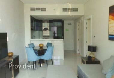 Stylish Serviced Apartment in the heart of Dubai