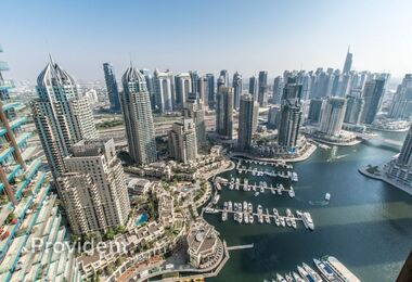 Superb Apartment with Marina View | Chiller Free