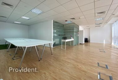 Exclusive and Managed, Fitted Office, Unfurnished