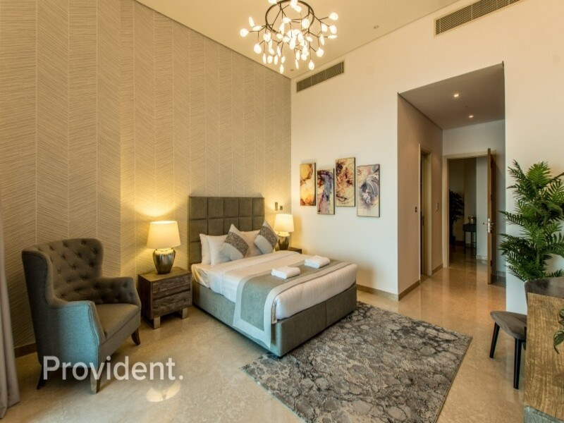 Penthouse for Rent in Palm Jumeirah