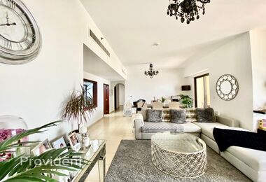 Fully Furnished|Property Managed| Full Sea View