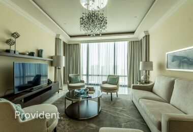 Top Floor | Sky Collection | Burj & Fountain View