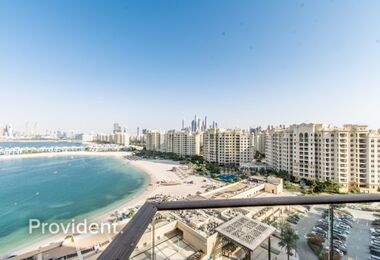 High Floor | Well Maintained | Sea View | Vacant