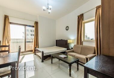 Exclusive and Managed | Furnished | Community View