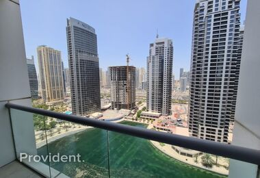 Fully Fitted Office with Lake View | High Floor
