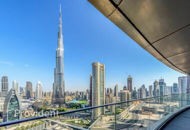 05 series|High Floor with Burj & Fountain View