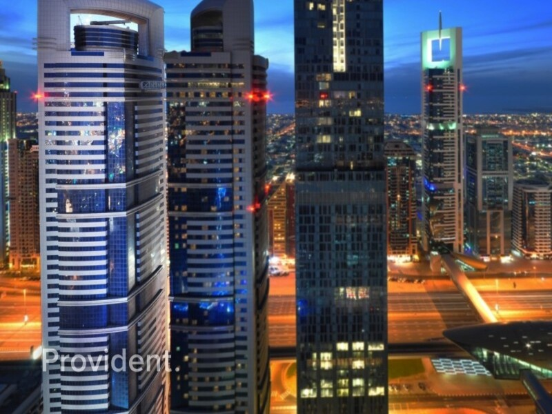 Hotel Apartment for Rent in  Sheikh Zayed Road