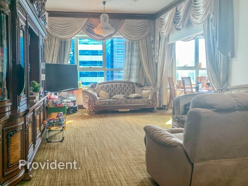 Apartment for Rent in  Jumeirah Lake Towers