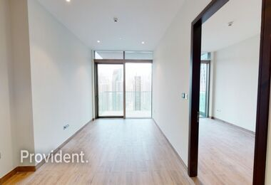 Newly Handed Over,Luxury 1BR with Full Marina View