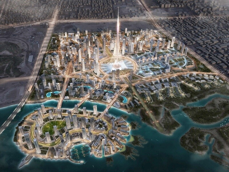 Residential Full Floor for Sale in Dubai Creek Harbour