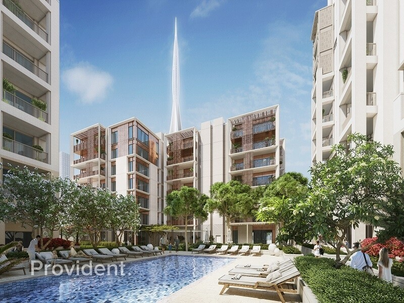 Penthouse for Sale in  Dubai Creek Harbour (The Lagoons)