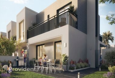 Expo Golf Villas، 5.5yrs Payment Plan، 5٪ DP