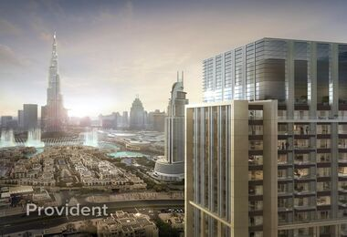 Walking distance to Dubai Mall|2Bedrooms