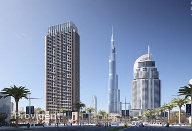 Luxurious 2Bed|Few steps to Dubai mall