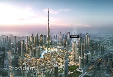 Stunning Burj and Fountain views | 2 Bed