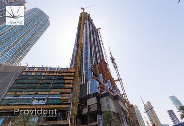 Walking Distance To Dubai Mall|BLVD Point