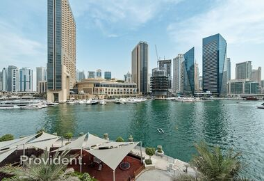 3 Bed Full Marina View | Waterfront Facing