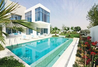 Luxury Villa with Excellent Payment Plan