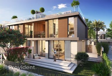 3yr Post Handover PP | Villas with Rooftop