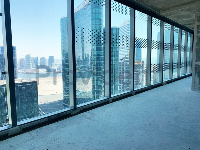 Commercial Half Floor for Sale in Business Bay