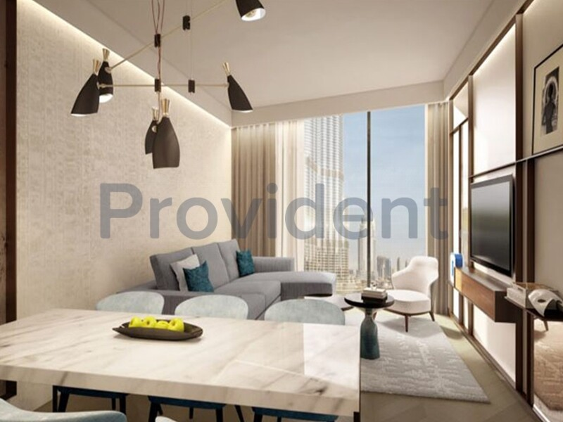 Hotel Apartment for Sale in Downtown Dubai
