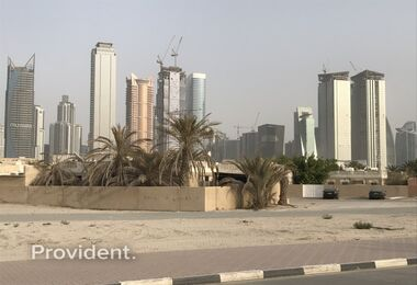 Freehold|Residential Land G+1 in Al Wasl
