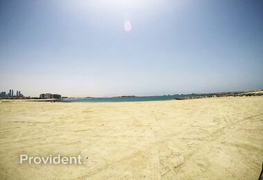 Beachfront Villa Plot in La Mer|Jumeirah 1