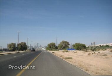 Best Area| Villa Plot G+1 Nad Al Sheba